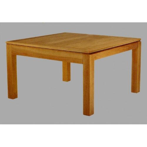 table carr e arlequin dessus bois meubles de normandie. Black Bedroom Furniture Sets. Home Design Ideas