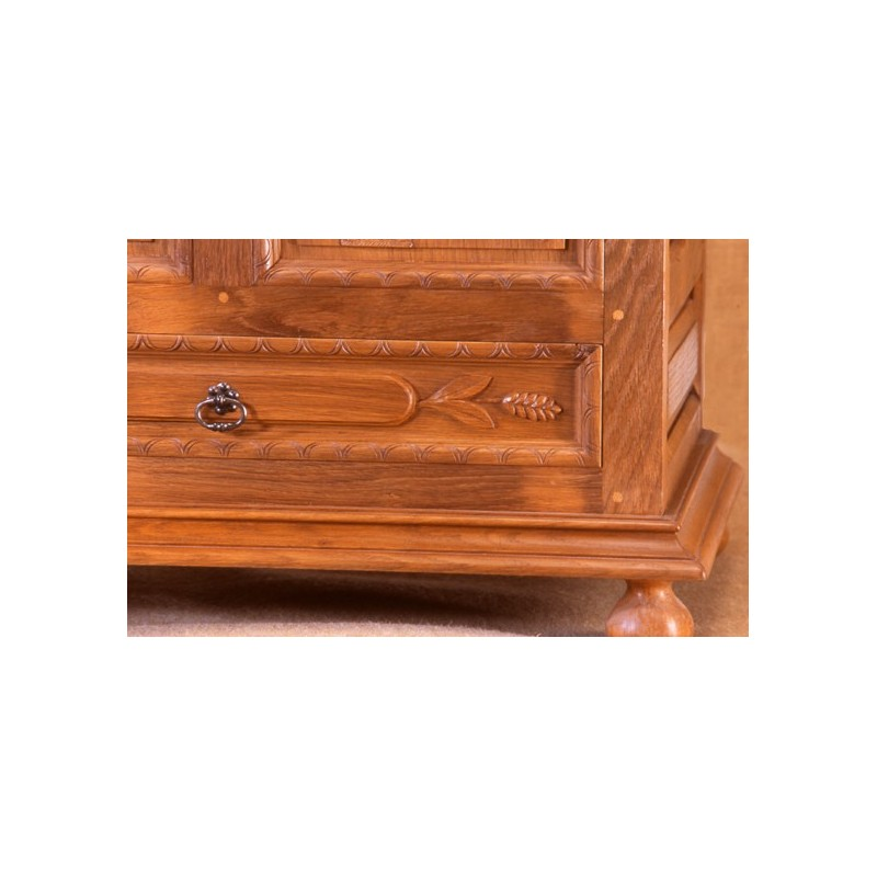 meuble du boulanger et du meunier meubles de normandie. Black Bedroom Furniture Sets. Home Design Ideas