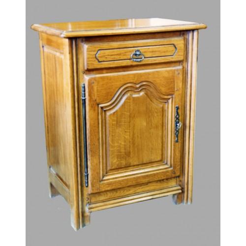 Confiturier louis xiv tourmaline meubles de normandie - Meuble confiturier ...
