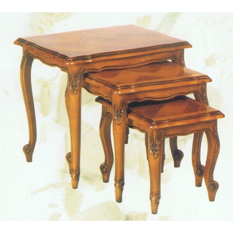 tables gigognes. Black Bedroom Furniture Sets. Home Design Ideas