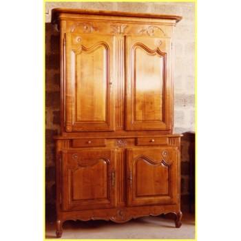 buffets 2 corps meubles de normandie. Black Bedroom Furniture Sets. Home Design Ideas