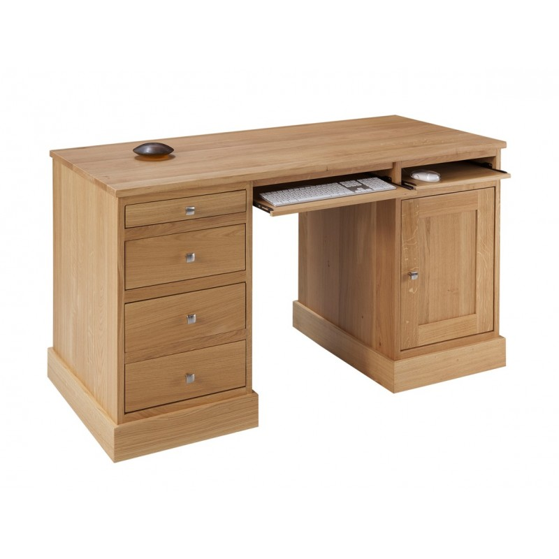 Bureau contemporain de grand fran ois meubles de normandie for Grand bureau meuble