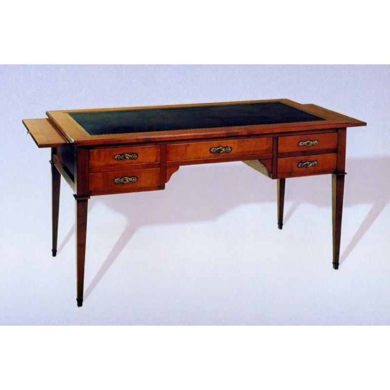 bureau directoire merisier n 2 meubles de normandie. Black Bedroom Furniture Sets. Home Design Ideas
