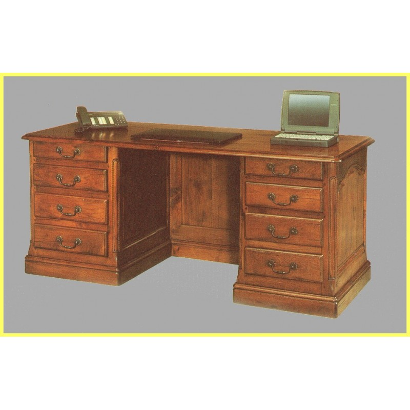 bureau louis xiv ch ne meubles de normandie. Black Bedroom Furniture Sets. Home Design Ideas