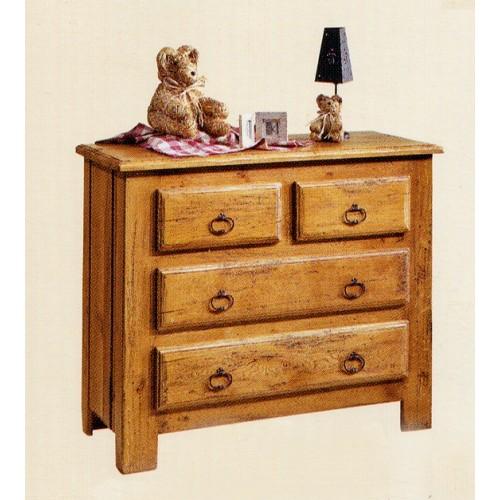 Commode en bois for Huiler un meuble