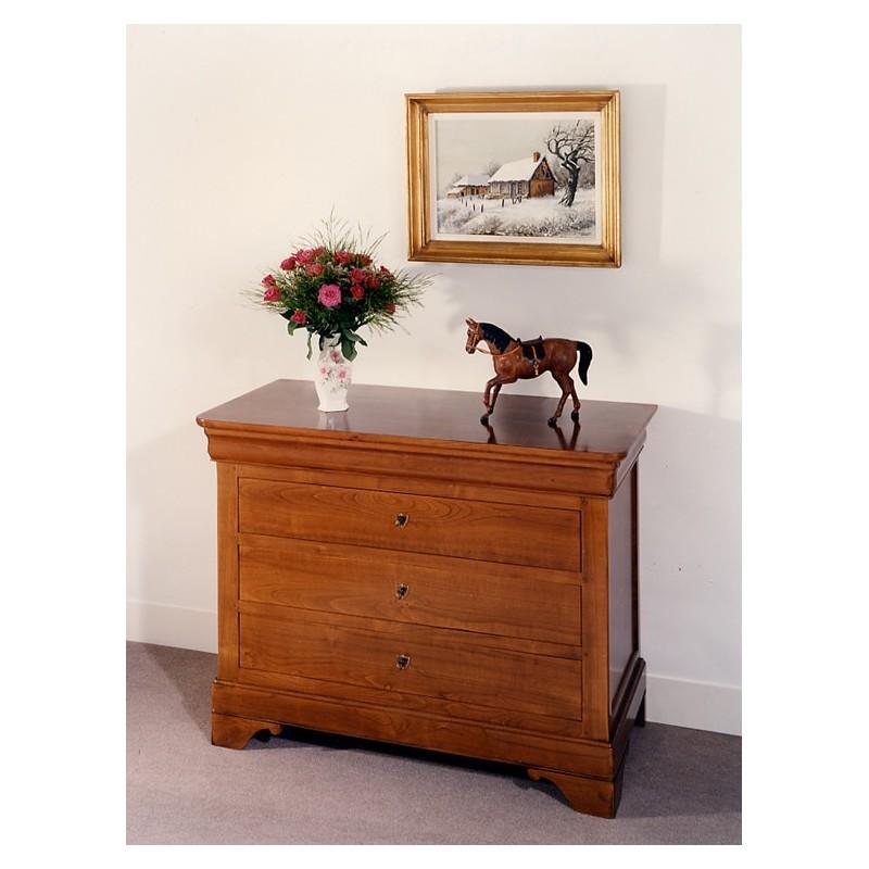 commode louis philippe val rie i en merisier meubles de. Black Bedroom Furniture Sets. Home Design Ideas