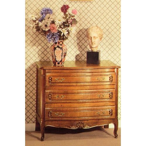 commode r gence 136 en ch ne meubles de normandie. Black Bedroom Furniture Sets. Home Design Ideas