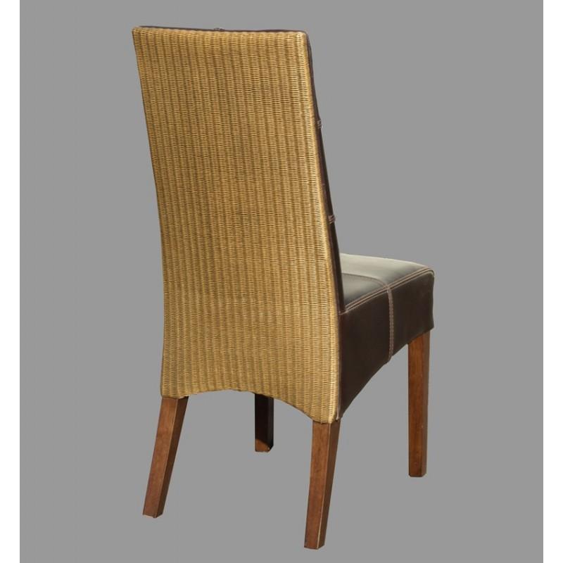 chaise contemporaine india meubles de normandie. Black Bedroom Furniture Sets. Home Design Ideas