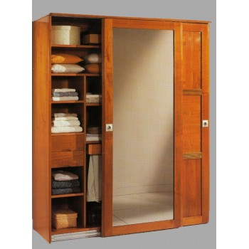 Armoire 2 portes Contemporelle