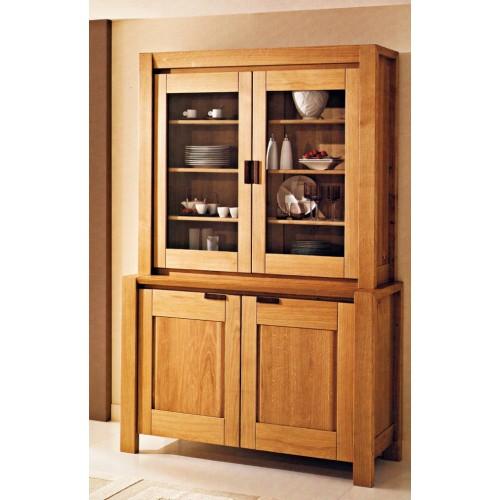 buffet 2 corps karla meubles de normandie. Black Bedroom Furniture Sets. Home Design Ideas