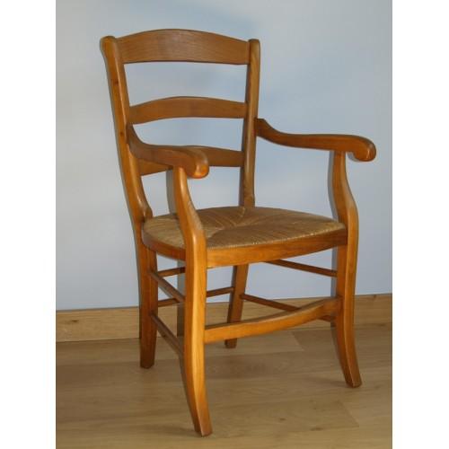 Fauteuil de campagne louis philippe meubles de normandie for Salon louis philippe