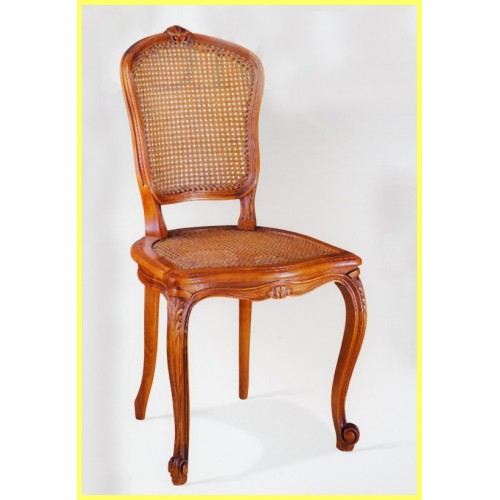 chaise r gence n 6 en h tre cann e meubles de normandie. Black Bedroom Furniture Sets. Home Design Ideas