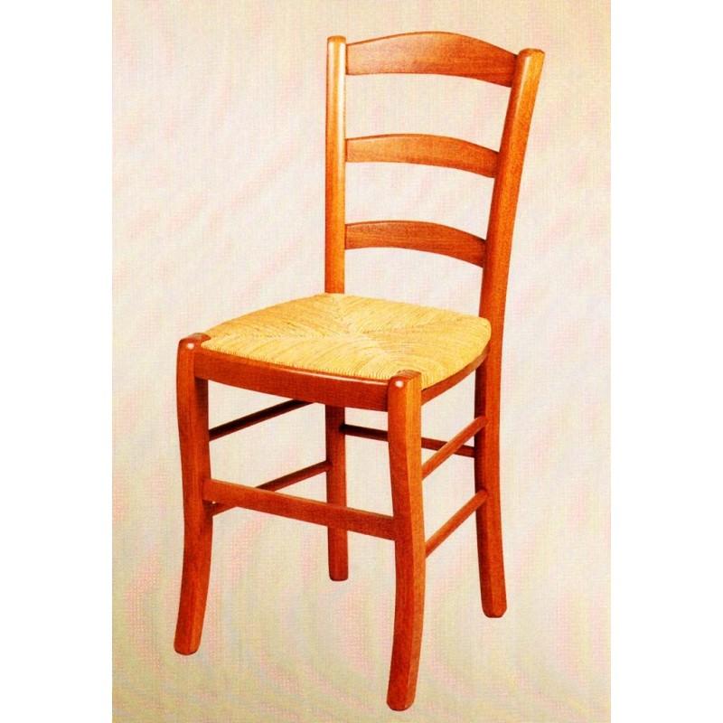 Chaise de cuisine n 13 en h tre meubles de normandie for Chaise en hetre