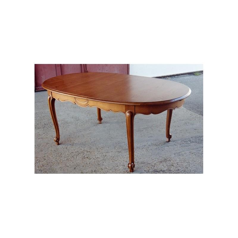 Table Louis Xv Ovale Vilvert En Ch Ne Meubles De Normandie