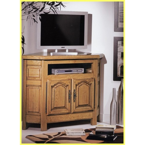 meuble tv d 39 angle alinea. Black Bedroom Furniture Sets. Home Design Ideas