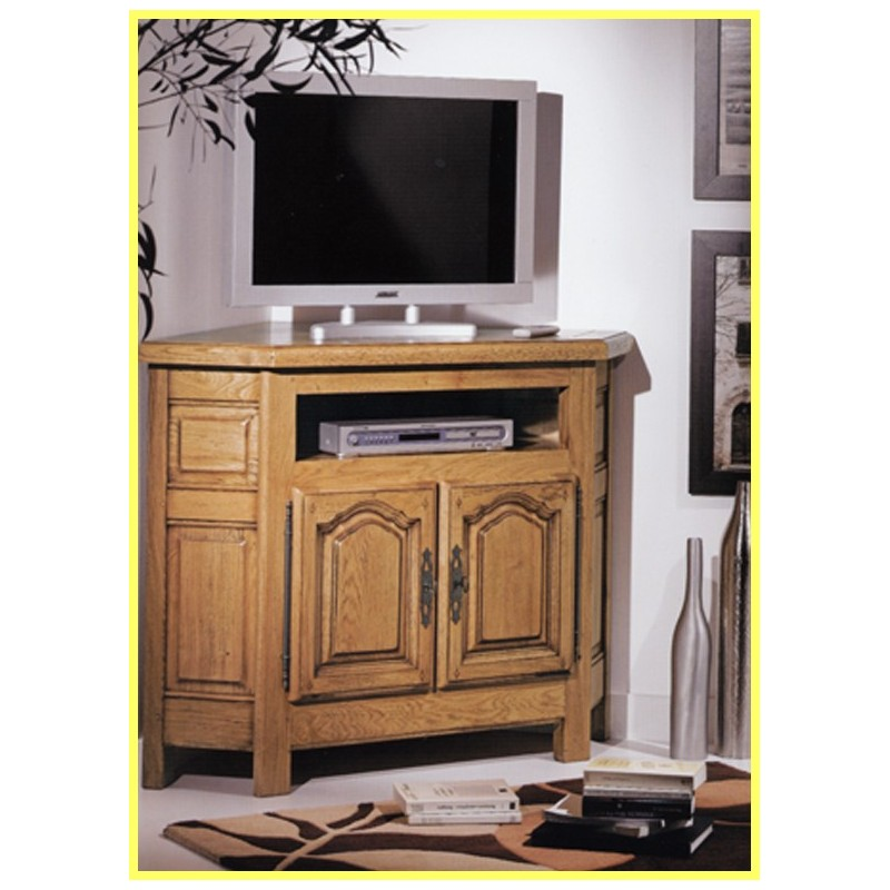 Meuble tv d angle ikea fabulous meuble tv portes niches for Meuble tele a suspendre