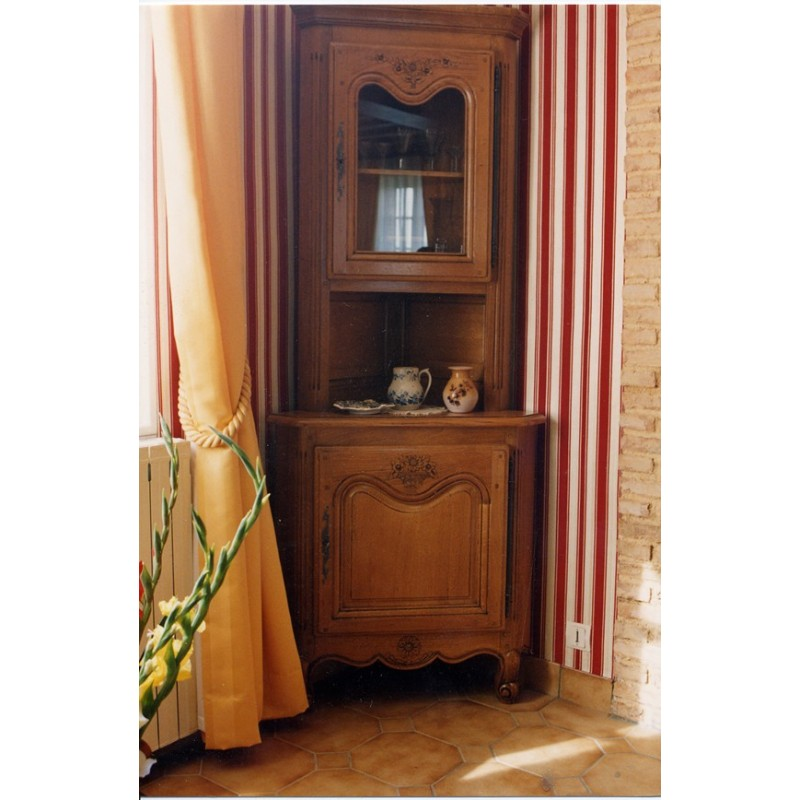 meuble d 39 angle marguerite meubles de normandie. Black Bedroom Furniture Sets. Home Design Ideas