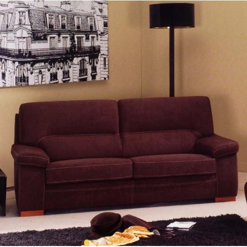 canap 3 places fixe athos meubles de normandie. Black Bedroom Furniture Sets. Home Design Ideas