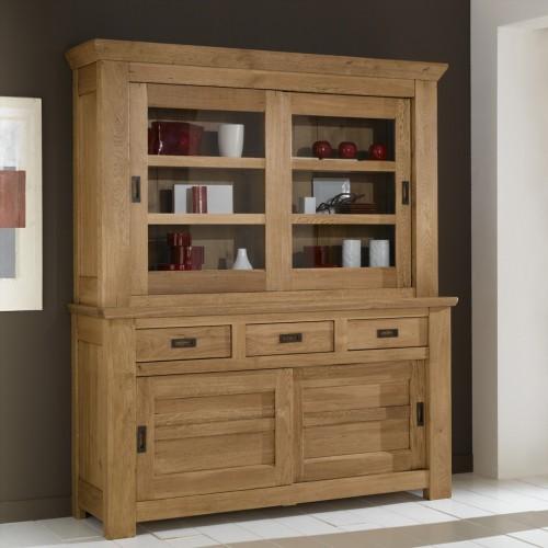vaisselier de gaspard petit mod le meubles de normandie. Black Bedroom Furniture Sets. Home Design Ideas