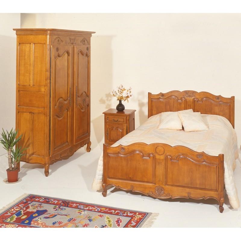 Chambre normande marguerite meubles de normandie - Chambre de commerce normandie ...