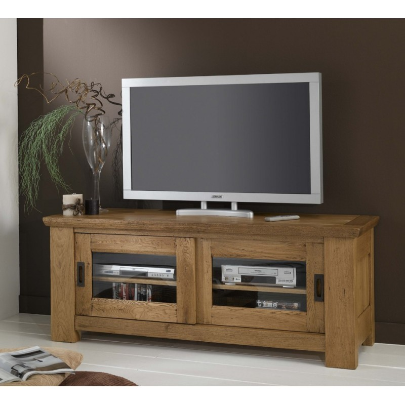 beautiful meuble tv de gaspard portes u meubles de normandie ud meuble de tele avec foyer with. Black Bedroom Furniture Sets. Home Design Ideas