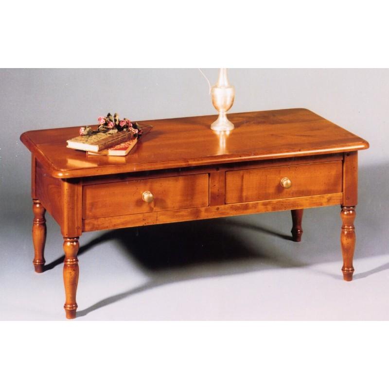 Table de salon louis philippe meubles de normandie for Salon louis philippe