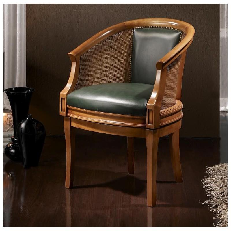 fauteuil de bureau pivotant chlo meubles de normandie. Black Bedroom Furniture Sets. Home Design Ideas