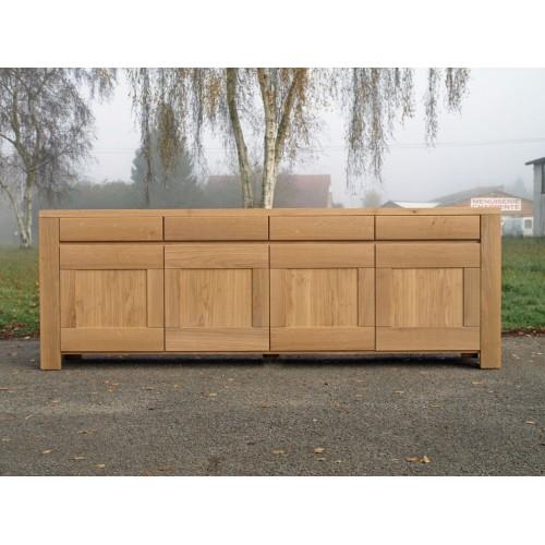 bahut 4 portes arlequin meubles de normandie. Black Bedroom Furniture Sets. Home Design Ideas