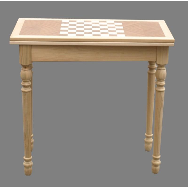 Table de bridge meubles de normandie for Table bridge