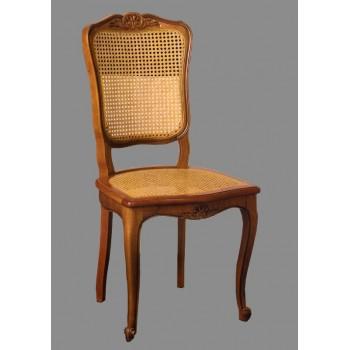 chaise regence merisier meuble de salon contemporain. Black Bedroom Furniture Sets. Home Design Ideas