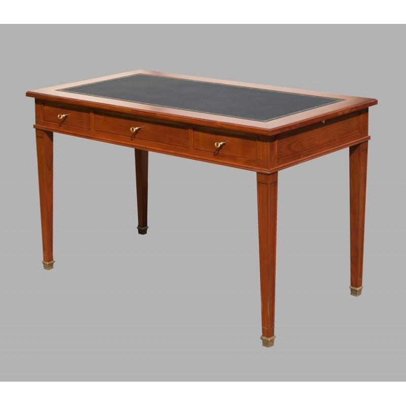 bureau directoire n 3 en merisier meubles de normandie. Black Bedroom Furniture Sets. Home Design Ideas