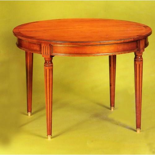 Table ronde meuble 80 id es pour bien choisir la table - Table ronde meuble ...