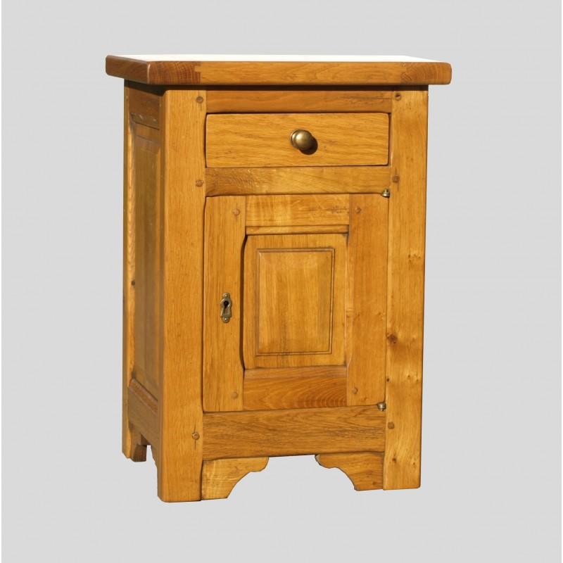 Chevet chaumi re meubles de normandie - Meubles de chevet ...