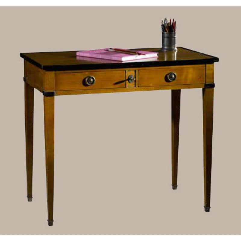 Table bureau de berny meubles de normandie for Table bureau