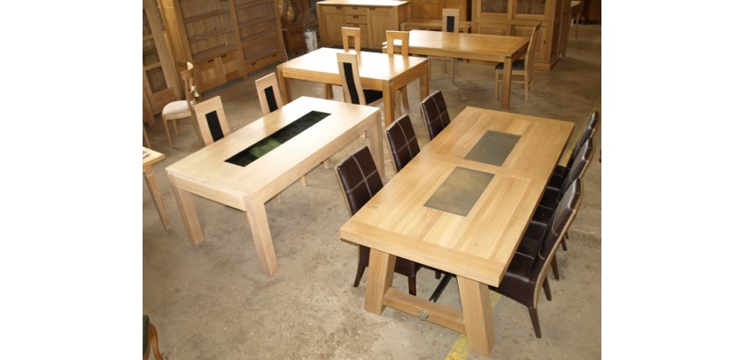Tables contemporaines