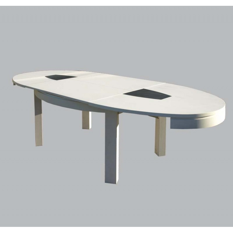 Table ovale de Céline  Meubles de Normandie -> Meuble De Télé Ovale