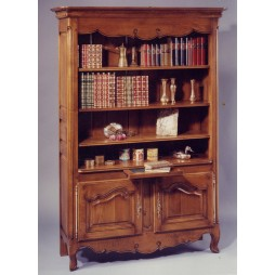 biblioth ques 1 corps meubles de normandie. Black Bedroom Furniture Sets. Home Design Ideas